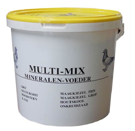 Multi-mix 10kg 0