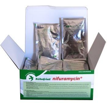 Nifuramicin plic 25g 0