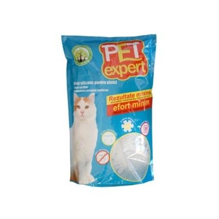 Nisip Silicatic Pet Expert 7,6 L/3,24 kg 0