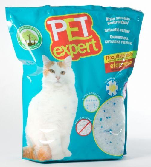 Nisip Silicatic Pet Expert 0