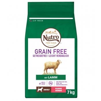 Nutro Grain Free Adult Mini Miel 7 kg 0