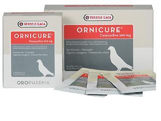 Oropharma ornicure 24 plicuri [0]