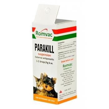 Parakill antiparazitar extern 0