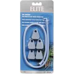 Perdea aer Elite 119 cm 0