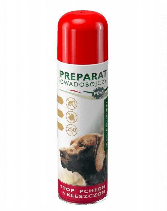 Pess Spray Antiparazitar 250ml [0]