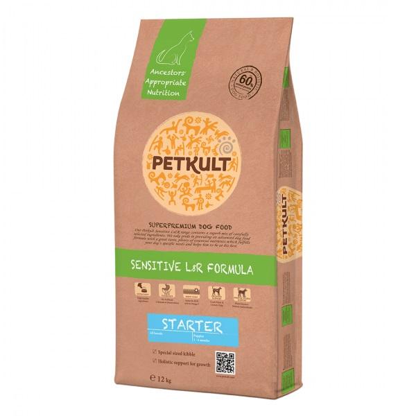 Petkult Sensitive Starter 12 kg [0]