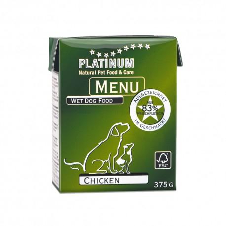 Platinum Menu Chicken 375g 0