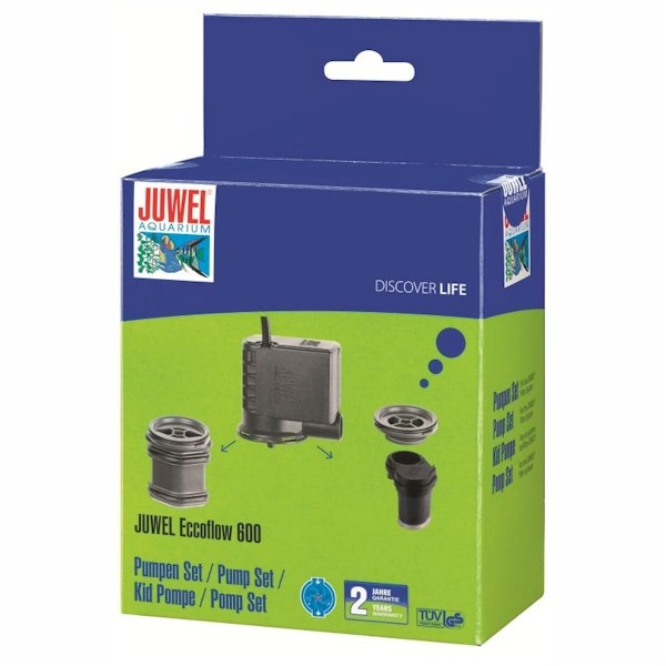 Pompa Juwel Eccoflow 600 l/h 0