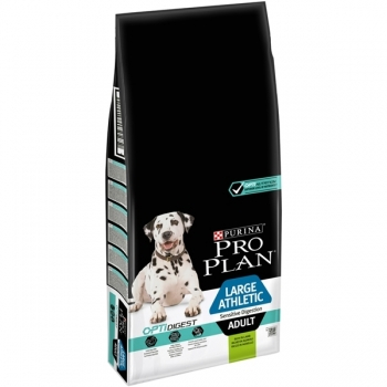 Pro Plan Adult Large Breed Athletic cu Miel 14 kg [0]