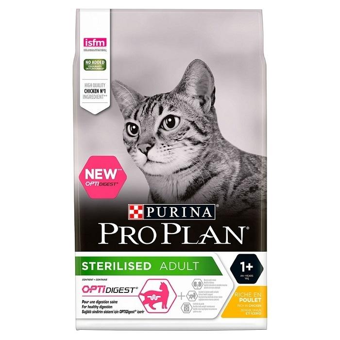 Pro Plan Cat Sterilised Chicken [0]