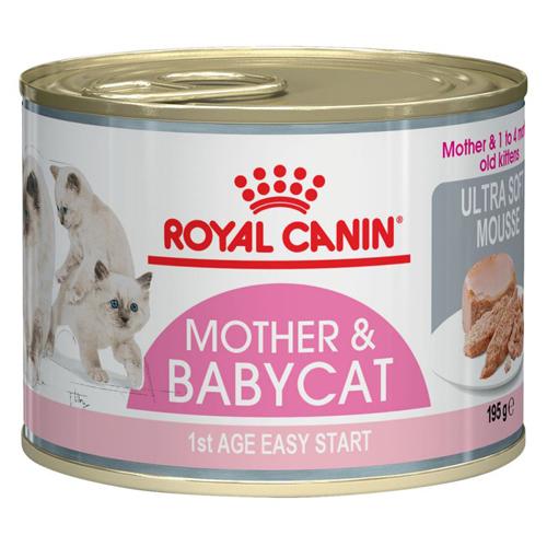 Royal Canin Babycat Instinctive, 195 g [0]