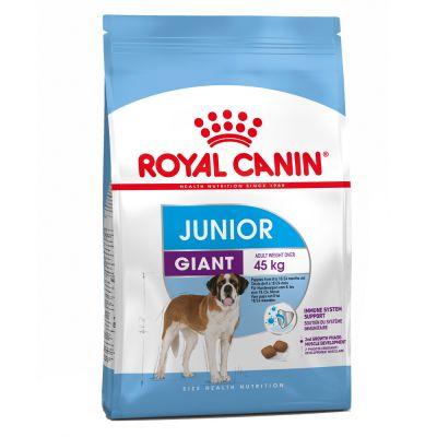 Royal Canin Giant Junior 15 kg  0