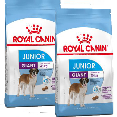 Royal Canin Giant Junior 2x15 kg 0
