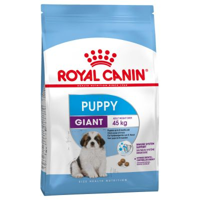 Royal Canin Giant Puppy 15 kg  0