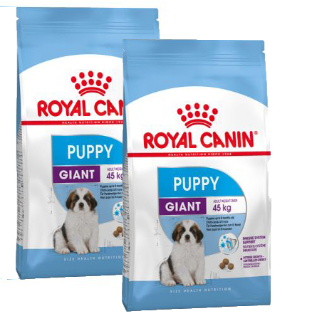Royal Canin Giant Puppy 2x15 kg 0