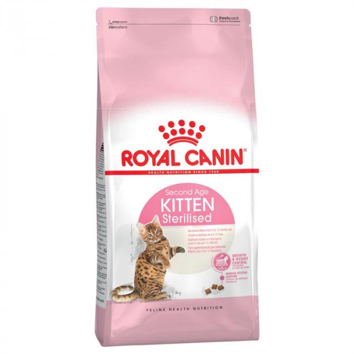 Royal Canin Kitten Sterilised 2 kg 0