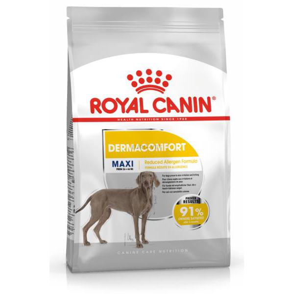 Royal Canin Maxi Dermacomfort 10 kg 0
