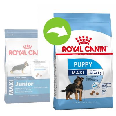 Royal Canin Maxi Puppy 15 kg 0