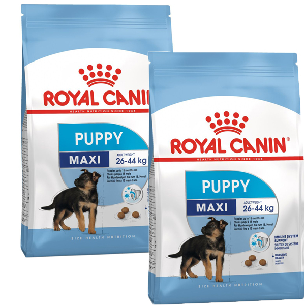 Royal Canin Maxi Puppy 2x15 kg  0