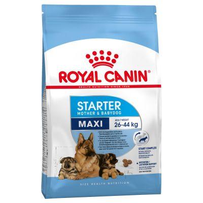 Royal Canin Maxi Starter 15 kg  0