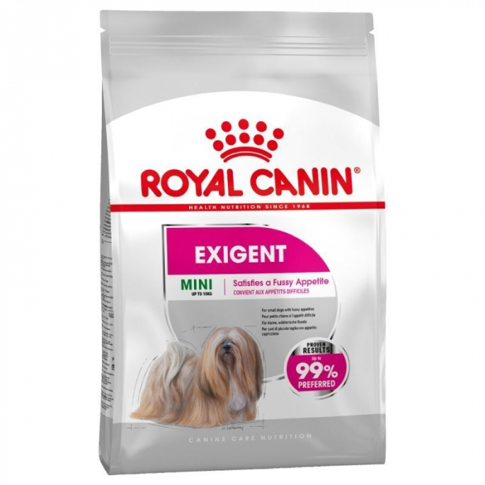 Royal Canin Mini Exigent 1 kg 0