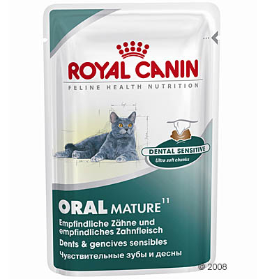 Royal Canin Oral Mature 85g 0