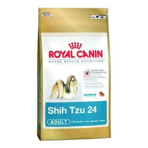 Royal Canin Shih Tzu Adult 1,5 kg + 500g +perie 0