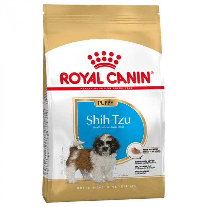 Royal Canin Shih Tzu Puppy 1,5 kg 0