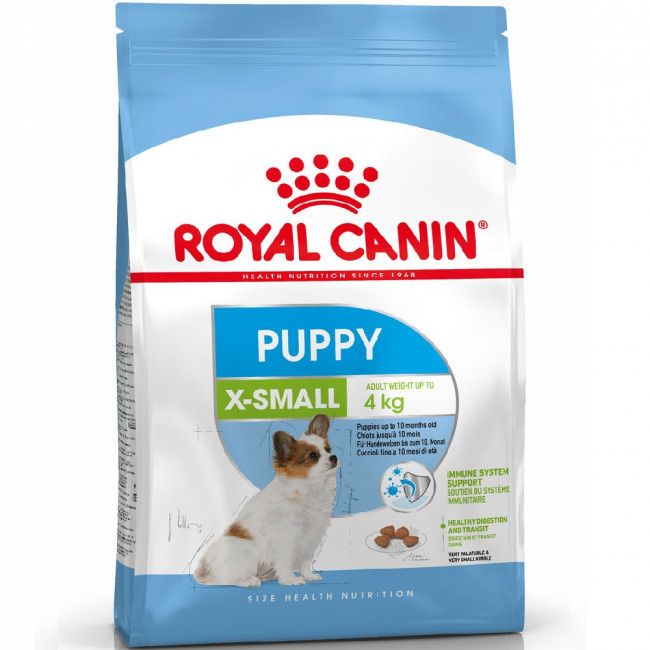 Royal Canin X-Small Puppy 1,5kg 0