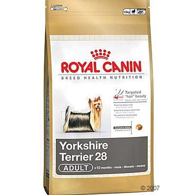 Royal Canin Yorkshire Terrier 29 Adult 1,5 kg + 300g 0