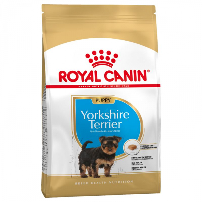 Royal Canin Yorkshire Puppy 1,5 kg 0