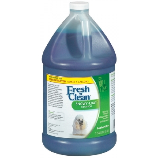 Sampon Fresh&Clean Snowy-Coat 3,8 L  0