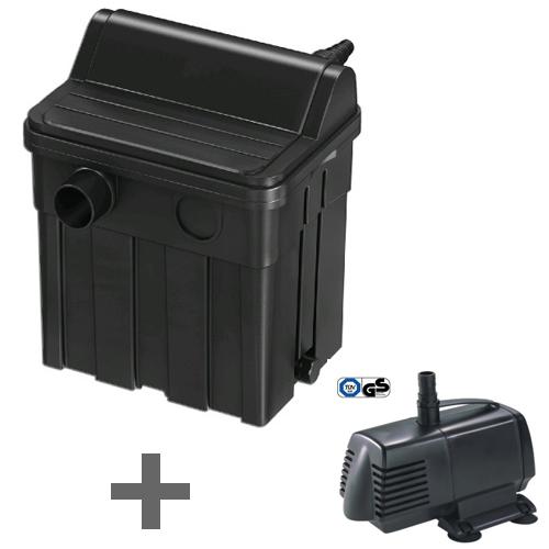 Set Filtru Iaz Hailea G8000+Pompa Hailea HX-6840 [0]