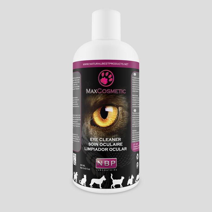 Solutie ingrijire ochi NBP 200 ml pisici 0