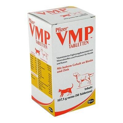 Supliment Nutritiv VMP 50 tablete 0