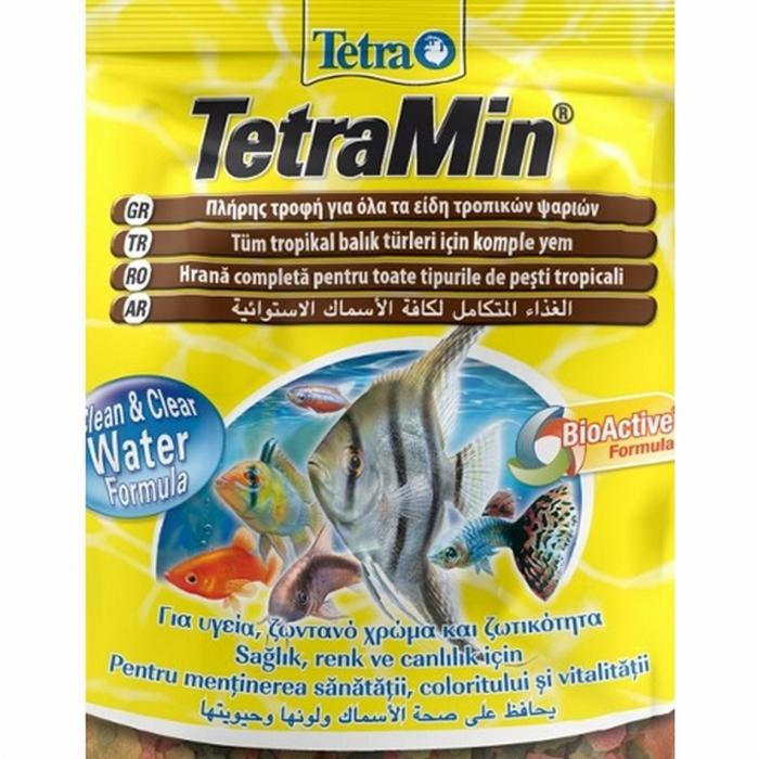 TetraMin Plic Fulgi 12g 0