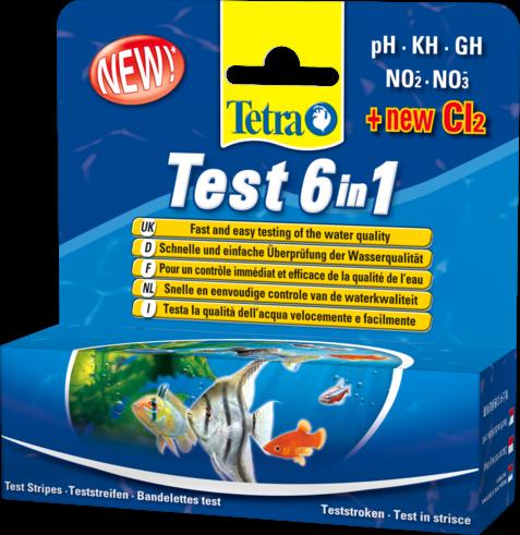 Tetra Test 6in1 [0]