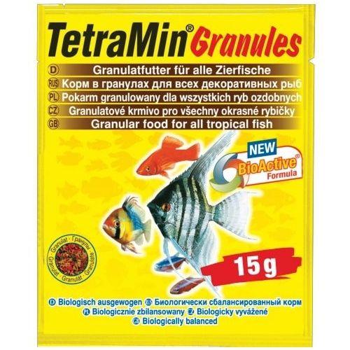 Tetramin Plic Granule 15g [0]