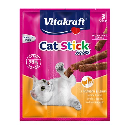 Vitakraft Baton Mini Recompensa Pisici, 3 buc ,18g [0]