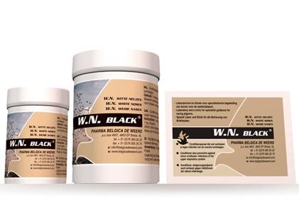 W.N. Black (Belgica de Werd) plic 5g 0