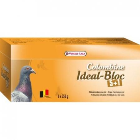 Colombine ideal-bloc 6x550 g [1]
