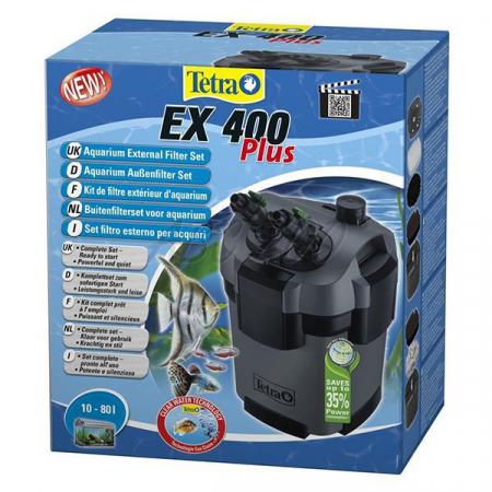 Filtru extern Tetra Ex 400 Plus3