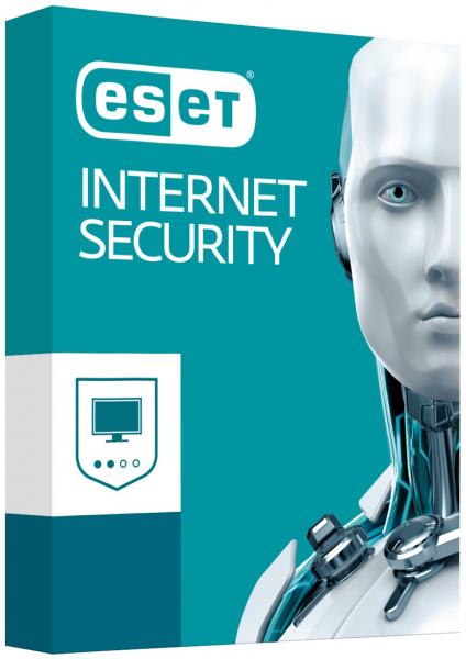 Eset Internet Security V10 1PC 1An 0