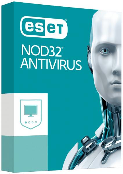 Eset Nod32 Antivirus V10 1PC 1An 0