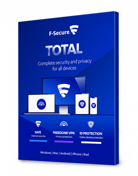 F-Secure Total Security and Privacy 0