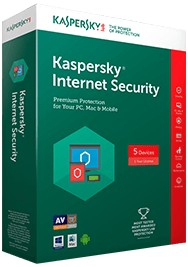 Kaspersky Internet Security Multi-Device  - PROMO 0