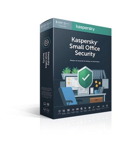 Kaspersky Small Office Security - Pachete fara servere 0