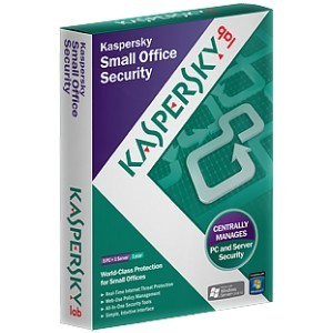 Kaspersky Small Office Security 5 - 20PC +2File Server + 20Mobile Devices 0