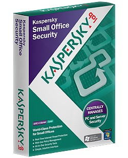 Kaspersky Small Office Security  -  5 PC + 1File Server + 5Mobile Devices [0]
