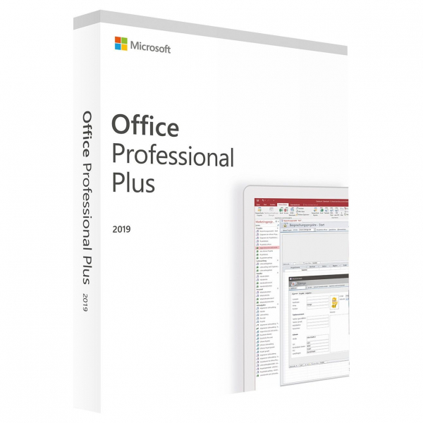 Microsoft Office 2019 Professional FPP 0